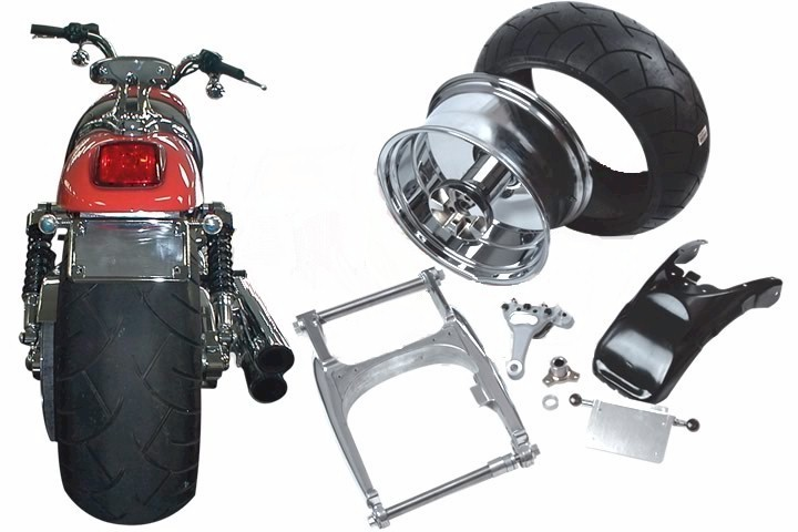 Wide Tire VROD V-ROD Kit
